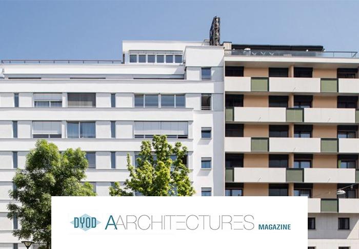 Dyod Magasin Architecture - Création de site internet totb